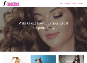 thatsthepowerofhair.com