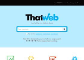 thatweb.com