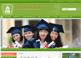 thcs-nguyendu.edu.vn