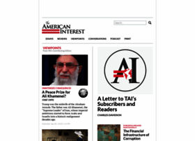 the-american-interest.com