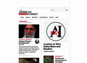 the-american-interest.com