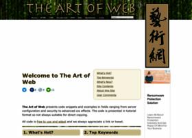 the-art-of-web.com