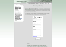 the-bankruptcy-directory.com