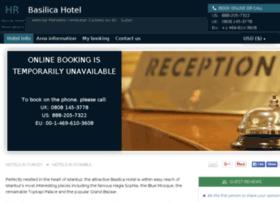 the-basilica-istanbul.hotel-rez.com