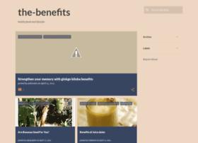 the-benefits.blogspot.com