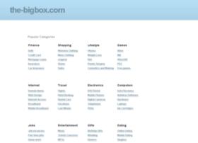the-bigbox.com