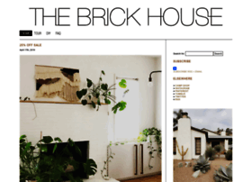 the-brick-house.com