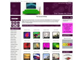 the-canvas-art-shop.co.uk