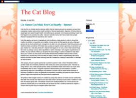 the-cat-blog.blogspot.com