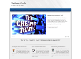the-cheapest-traffic.com