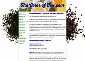 the-color-of-tea.com