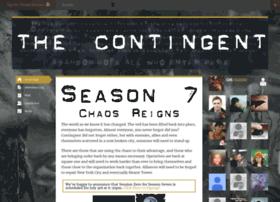 the-contingent.obsidianportal.com