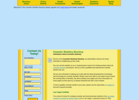the-cosmetic-dentistry-directory.com