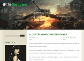 the-destroyers.com