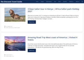 the-discount-travel-guide.com