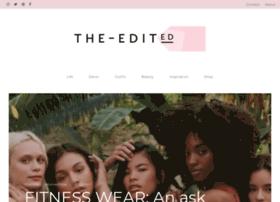 the-edited.com