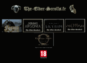 the-elder-scrolls.fr