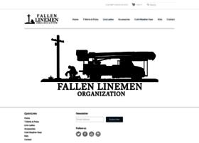 the-fallen-linemen-project.myshopify.com