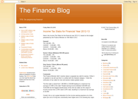 the-finance-blog.blogspot.in