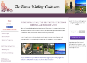 the-fitness-walking-guide.com