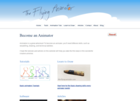 the-flying-animator.com