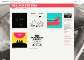 the-foresters.bandcamp.com