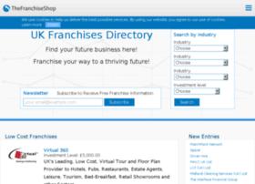 the-franchise-shop.com