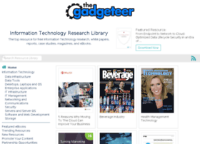 the-gadgeteer.tradepub.com