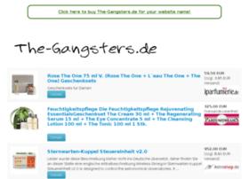 the-gangsters.de