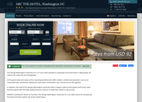 the-george-university.hotel-rez.com