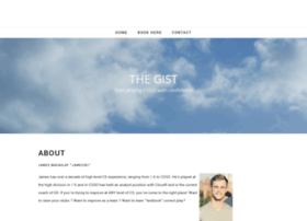 the-gist.net