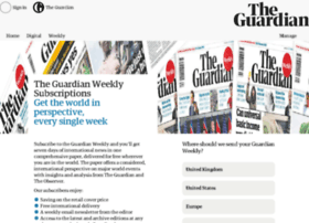 the-guardianweekly.com