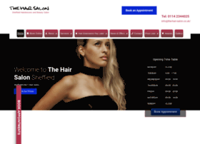 the-hair-salon.co.uk