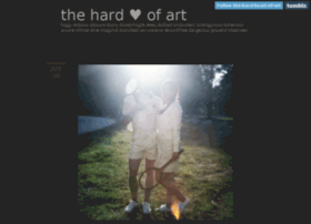 the-hard-heart-of-art.tumblr.com