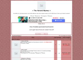 the-harvard-mystery.1fr1.net