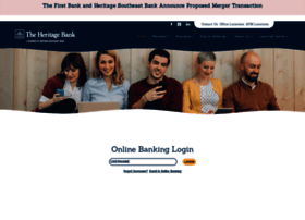 the-heritage-bank.com