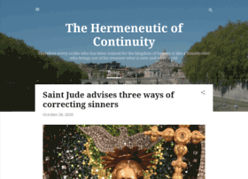 the-hermeneutic-of-continuity.blogspot.co.uk