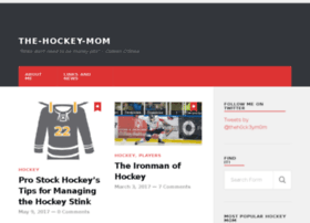 The-hockey-mom.com