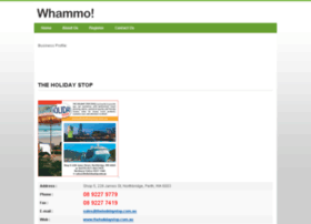 the-holiday-stop.whammo.com.au