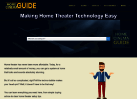 the-home-cinema-guide.com
