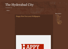the-hyderabadcity.blogspot.in