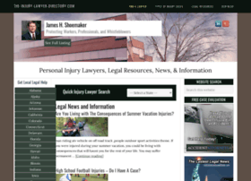 the-injury-lawyer-directory.com