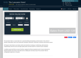 the-lancaster-houston.hotel-rez.com