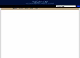 the-lazy-trader.com
