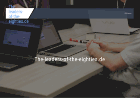 the-leaders-of-the-eighties.de