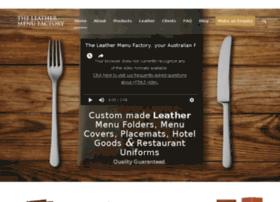the-leather-menu-factory.com.au