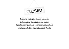 the-lingerie-box.co.uk