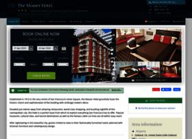 The-mosser.hotel-rez.com