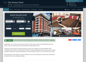 the-mosser.hotel-rez.com