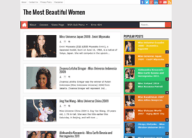 the-mostbeautifulwomen.blogspot.com